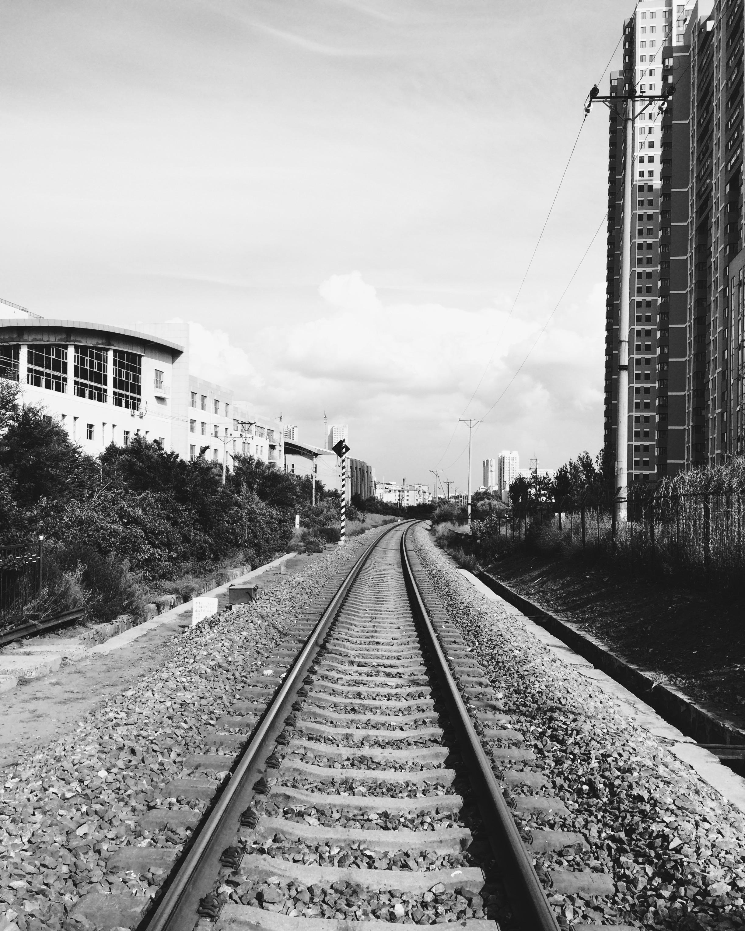 哈工大铁道口